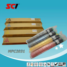 best selling product MPC2031 copier toner cartridge compatible for ricoh MPC2031 2051