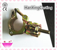 BS1139 90 degree scaffolding clamp coupler, scaffolding coupler