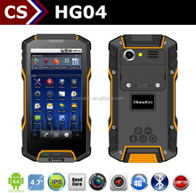SX78 Cruiser HG04 2GB+16GB GPS 4.7 inch gorilla glass buy waterproof android phone shenzhen