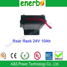 Hot Sell Electric Bicycle Battery Case Rechargeable Battery 12V 12Ah E-Bike Batteries 2A Standard Current on Sale