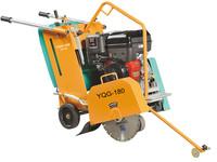 YQG180 electric power road portable asphalt concrete cutter