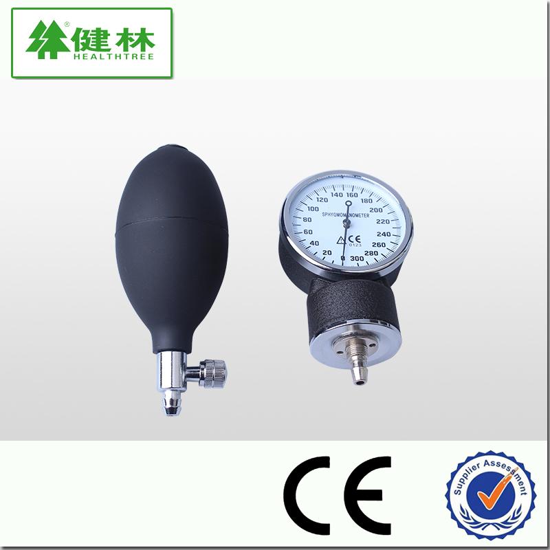 aneroid sphygmomanometer pi ces 120 g jauge manom tre moniteur de tension art rielle id de. Black Bedroom Furniture Sets. Home Design Ideas