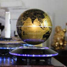 Popular UFO base magnetic levitation globe special fashionable floating golf ball