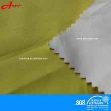 fancy twill polyester pongee, polyester twill fabric with spandex