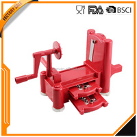 Good plastic material high quality China factory sales vegetable and fruit chopper
