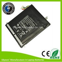 Hot sales 7.3V 34Wh C22-EP121 laptop battery for Asus Eee Pad B121 Tablet PC Series EEE Pad Slate EP121 C22-EP121 battery