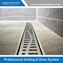 Stainless steel pattern floor drain
