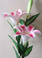 Wholesale High Quality Lily Artificial Flower