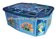2014 47'' inch arcade fishing game machine HF-RM246
