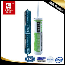 Exclusive design silicone sealant for stainless steel