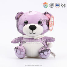 China plush toys factory made promotion gifts plush colorful bears
