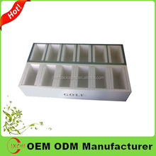 Hot Selling Belt Stores leather Wooden Products Display Belt Box