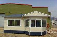 2015 beijing factory supply fast assemble container house in south africa for sale
