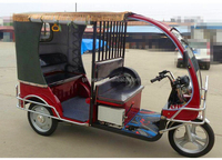 New design indian three wheel motorcycle/passenger tricycle/three wheel bike