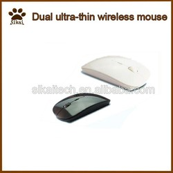 Ultra-thin 2.4g optical wireless mouse