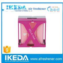 Odors eliminator gel air freshener for can