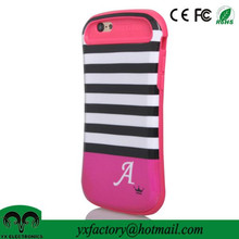 chinese wholesaler pc tpu stylish printed cases for iphone cover 6 wholesale