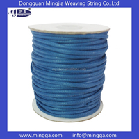 High strength 20mm waxed string cord for wholesale