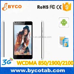 New model 5.5inch unlocked smartphones 2 sim phone