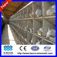 Metal jaulas de conejos para la venta