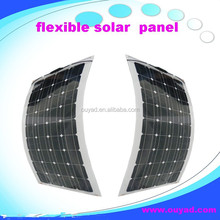 100w solar pv module china 1kw semi flexible solar panel pv solar cell panel