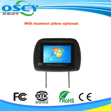 TFT LCD 7 INCH touch screen panel lcd monitor for car pc