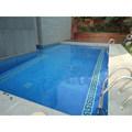 mosaico de vidrio para el diseño de la piscina de natación mozaik decorativo del azulejo