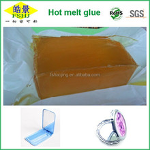 Yellow transparent sealant adhesive hot melt sealant for glass
