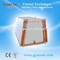 GYN-114F Alfa laval laboratorio espiral intercambiador de calor