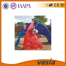 Funny Plastic outdoor climbing wall