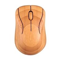 Pure bamboo wireless bluetooth mouse shenzhen and keyboard