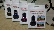 selfie cam 2 in 1 macro zoom lens for mobile phone