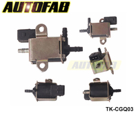 AUTOFAB -- 3 Way Electric Change Over Valve - Vacuum Solenoid for ElectrIcal Diesel Blow off valve AF-CGQ03