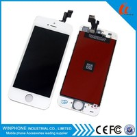 wholesales manufacturers in china mobile phone accessories lcd for iphone 5 s digitizer