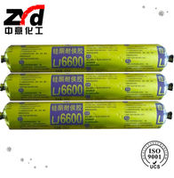 LJ-6600 Neutral Silicone Sealant For Curtain Wall