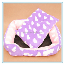 Wholesale new style Coral Fleece Pet Bed