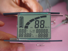 Electric cars speed panel, electric bicycle lca panel, E-bike lcd display