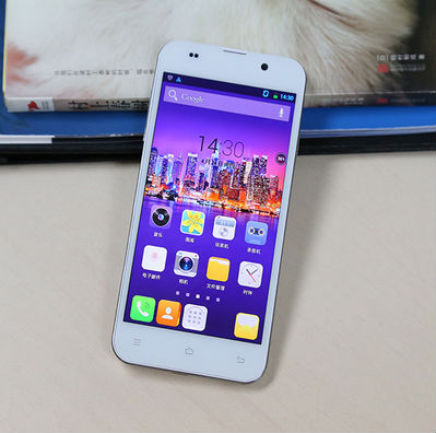 """Hot selling! HASEE X50TS 5.0"""" IPS MTK6592 Octa core 1.7GHz 1920*1080 pixels 14.0MP Camera in stock"""