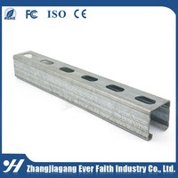 Alibaba Suppliers Steel Structure Hanging C Steel C Channel H Beam Weight Chart