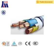 RV-K Power Cable (0.6/1KV CU/XLPE/PVC) flexible conductor