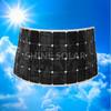 hot selling 130 watt fexible solar panel shenzhen solar panel factory