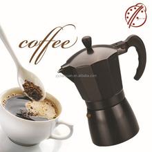 2015 OGNIORA New Aluminum arabic coffee machine espresso coffee machine delonghi coffee machine coffee huller machine