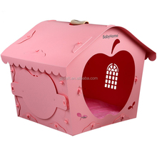 Washable Plastic dog cage for sale cheap