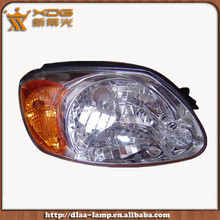 High power auto head lamp accent headlight apply to accent 03-05