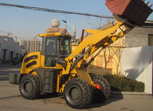 mini loader ZL20 high quality shovel loader construction engineering machinery