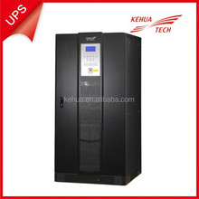 IGBT transformerless on line double conversion 80KVA UPS