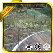 3-19mm clear glass pool fence hinges for sale