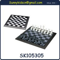 funny chess game plastic chess pieces luxury chess set