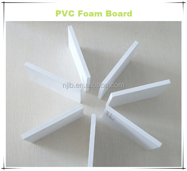 Good price and high quanlity chinese manufacturer 4x8 pvc free foam sheet with high density / pvc sheets white / foam pvc sheet