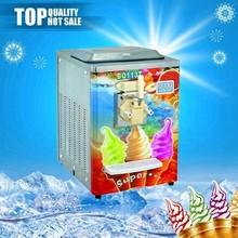 Venta al por mayor de alibaba de enfriamiento de aire mini fabricante de helados para el hogar